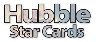 Hubble Star Cards